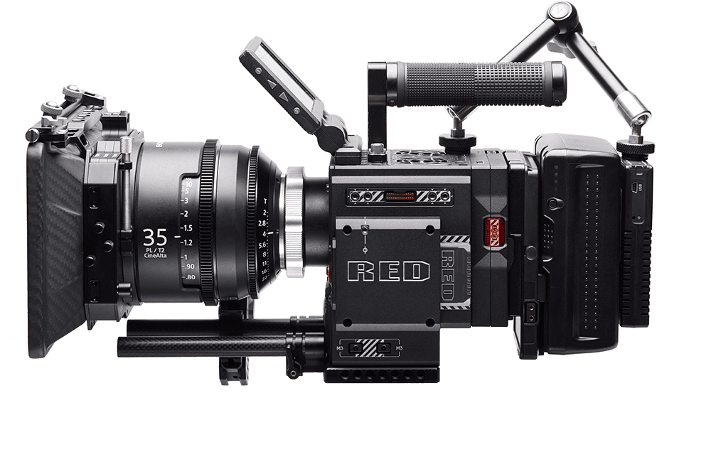 Red Dragon X 6K Cine Raw Kamera Filmkamera R3D